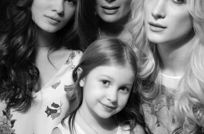 """""""Свет очей моих"""": Мария Порошина опубликовала фото своей повзрослевшей дочери"""