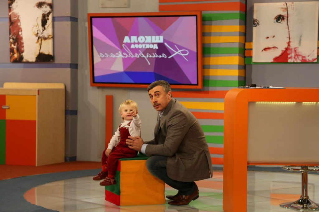 Мнение доктора Комаровского: когда ребенок начинает говорить