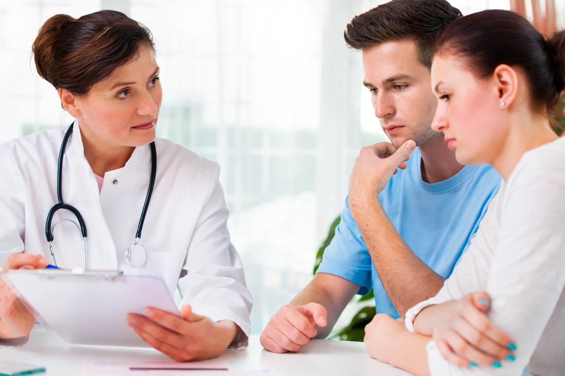 Консультация терапевта при планировании беременности