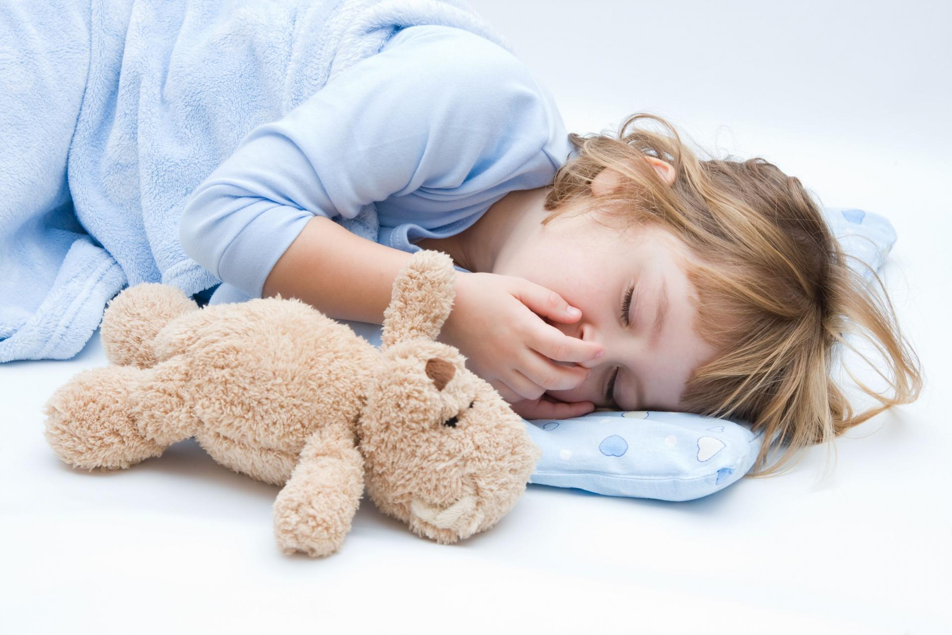 Симптомы коронавируса у ребенка